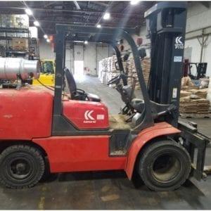Kalmar-P110CX2PS - Pneumatic Tire Forklifts