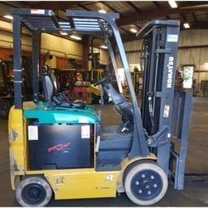 Komatsu-FB25SHU-6 - Electric Forklifts