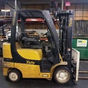 Yale GLC060VX - Cushion Tire Forklifts